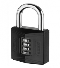 Abus 158/Series Combination Padlock in 3 Sizes