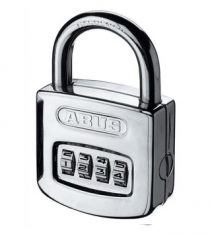 Abus 160 Series Combination Padlock in 2 Sizes