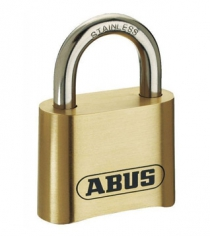 Abus 180IB Series Nautic Combination Padlocks in 2 Shackle Sizes