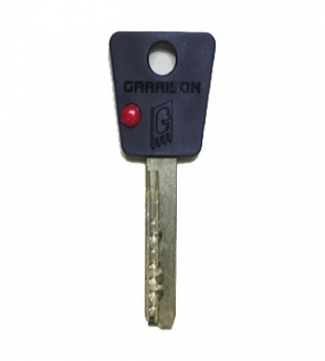 Mul-T-Lock Garrison Key. Cutting Service