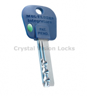 Mul-T-Lock Integrator Keys