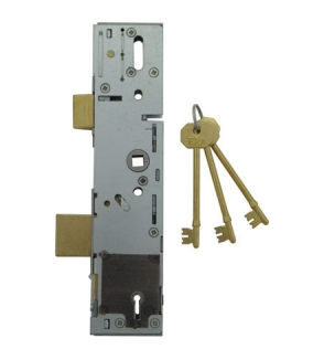 Era Vectis Lock Centre 35mm Amp 45mm Backset Crystal