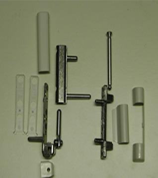 Siegenia Basic Parts Kit