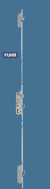 Fuhr 859 Latch Deadbolt 2 Hooks 2 Roller 35mm