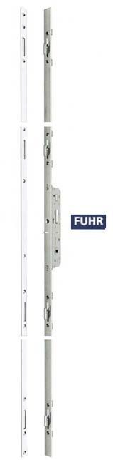 Fuhr Inline Sliding Patio Door Lock