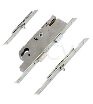Gu Ferco Tripact 2hook Amp Latch Deadbolt
