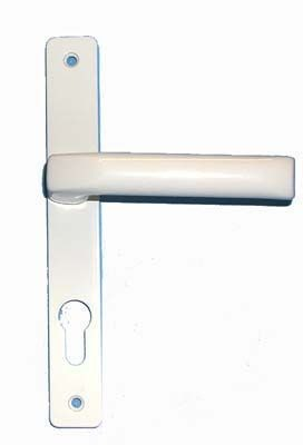 Hoppe London Door Handle 70mm Centres