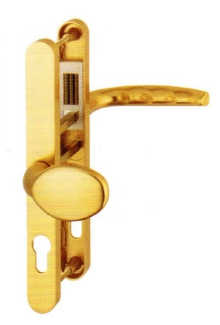 Hoppe 92 62mm Lever Pad Handles