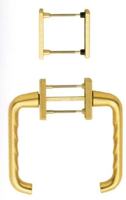 Hoppe paris patio door lever set with escutcheons planetlyrics Choice Image